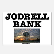 JODRELL BANK - ONE OFF TH Postcards (Package of 8)
