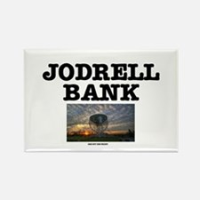 JODRELL BANK - ONE OFF THE WRIST  Rectangle Magnet