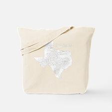 Smithwick, Texas. Vintage Tote Bag