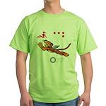 Flying Tigers Green T-Shirt