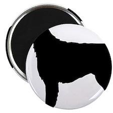wolfieBlack Magnet