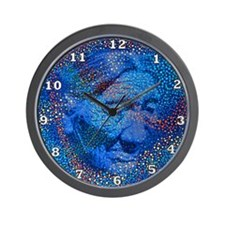 Sky Spirit Wall Clock