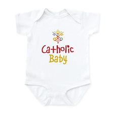 Catholic Baby Infant Bodysuit