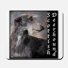 Scottish Deerhound Mousepad