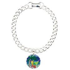 Tropical Drinks on the b Bracelet
