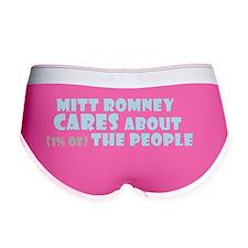 against romney Women's Boy Brief
