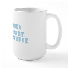 against romney Mug