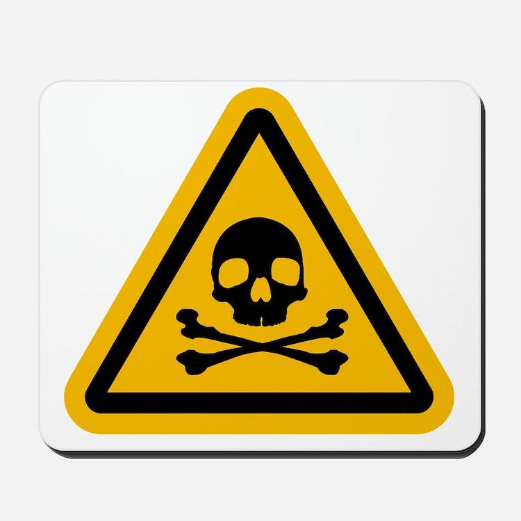 Danger! Mousepad