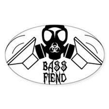 Bass Fiend Decal
