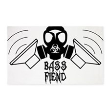 Bass Fiend 3'x5' Area Rug