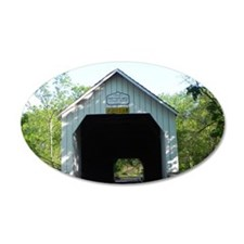 Sheards Mill Covered Bridge Wall Decal