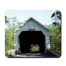 Sheards Mill Covered Bridge Mousepad