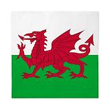 Welsh flag Bedroom Décor
