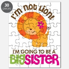 LionGoingToBeBigSister(PINK) Puzzle