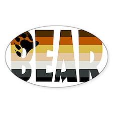 Bear Decal