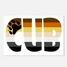 CUB 2012 Postcards (Package of 8)