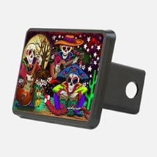 Day of the Dead Music art  Hitch Cover