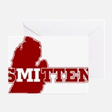SMitten Greeting Card