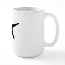 Freefall 1 Black Mug