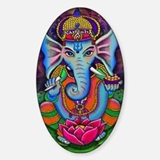 Ganesha Art by Julie Oakes Decal