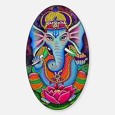 Ganesha Art by Julie Oakes Decal
