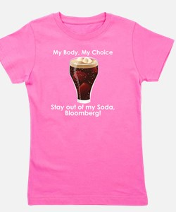 Soda dark Girl's Tee