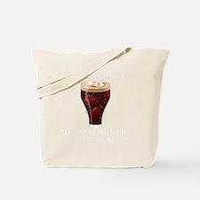 Soda dark Tote Bag