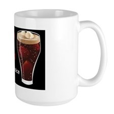 Soda Large Car Magnet Mug
