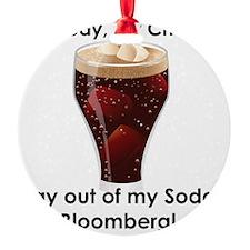 Soda Ornament