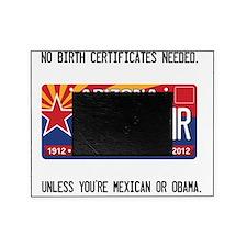 Arizona License Plate Picture Frame