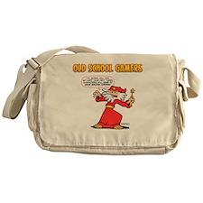 Marvin the Mage Messenger Bag