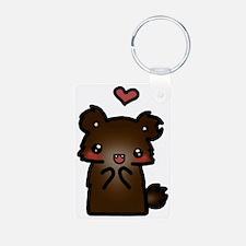 ldshadowlady bear Keychains