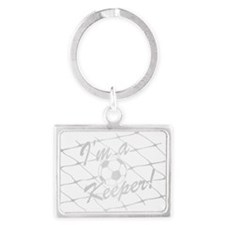 Im a Keeper 2012 SILVER Landscape Keychain