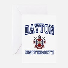 DAYTON University Greeting Cards (Pk of 10)