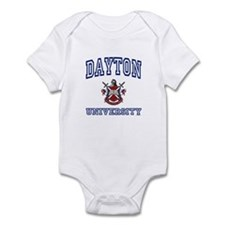 DAYTON University Infant Bodysuit