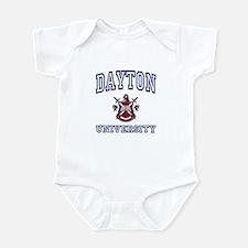 DAYTON University Infant Bodysuit