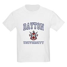 DAYTON University Kids T-Shirt