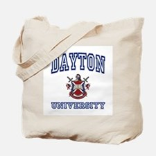 DAYTON University Tote Bag