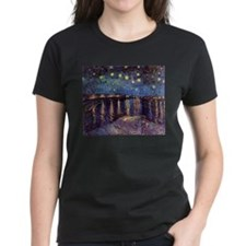 Starry Night Over The Rhone Tee