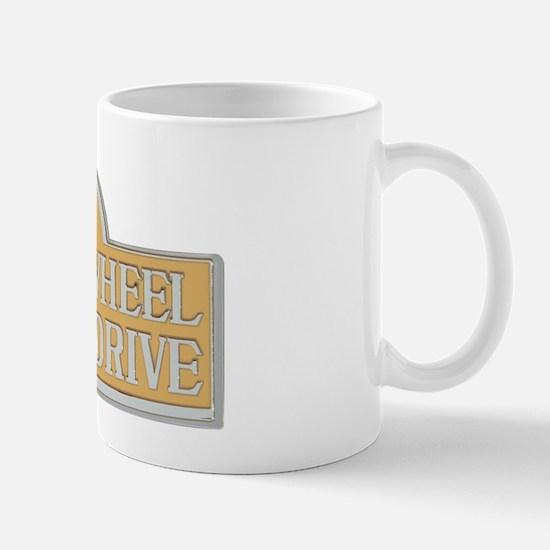 4WD logo Mug