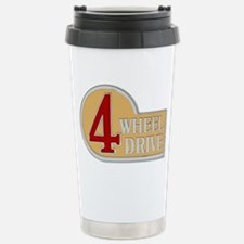 4WD logo Travel Mug