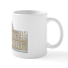 4wd emblem - faded Mug
