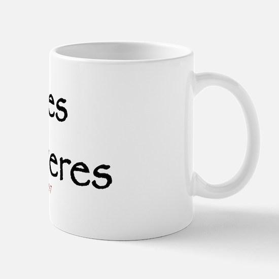 hopes perseveres Mug