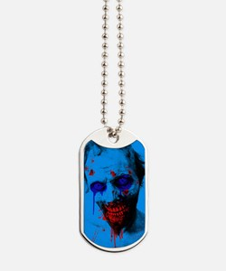 Blue Walker Dog Tags