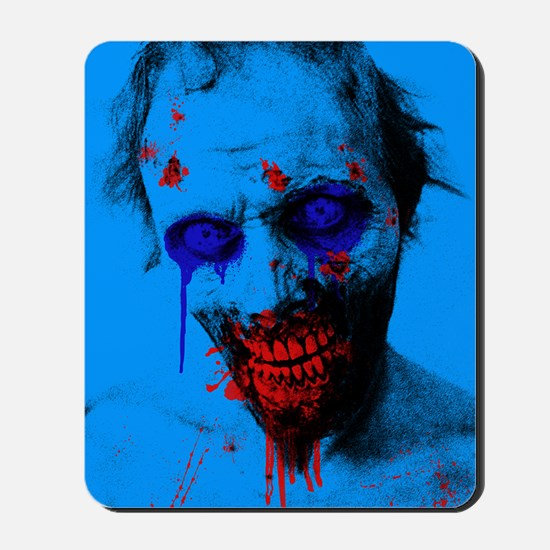 Blue Walker Mousepad