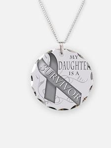 My Daughter is a Survivor (g Necklace