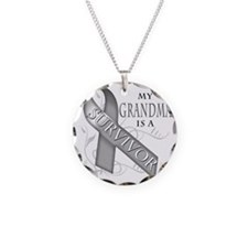 My Grandma is a Survivor (gr Necklace