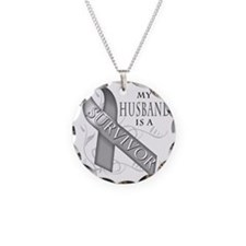 My Husband is a Survivor (gr Necklace