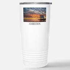 Inspirational Poster: Where the Travel Mug