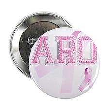 "ARO initials, Pink Ribbon, 2.25"" Button"